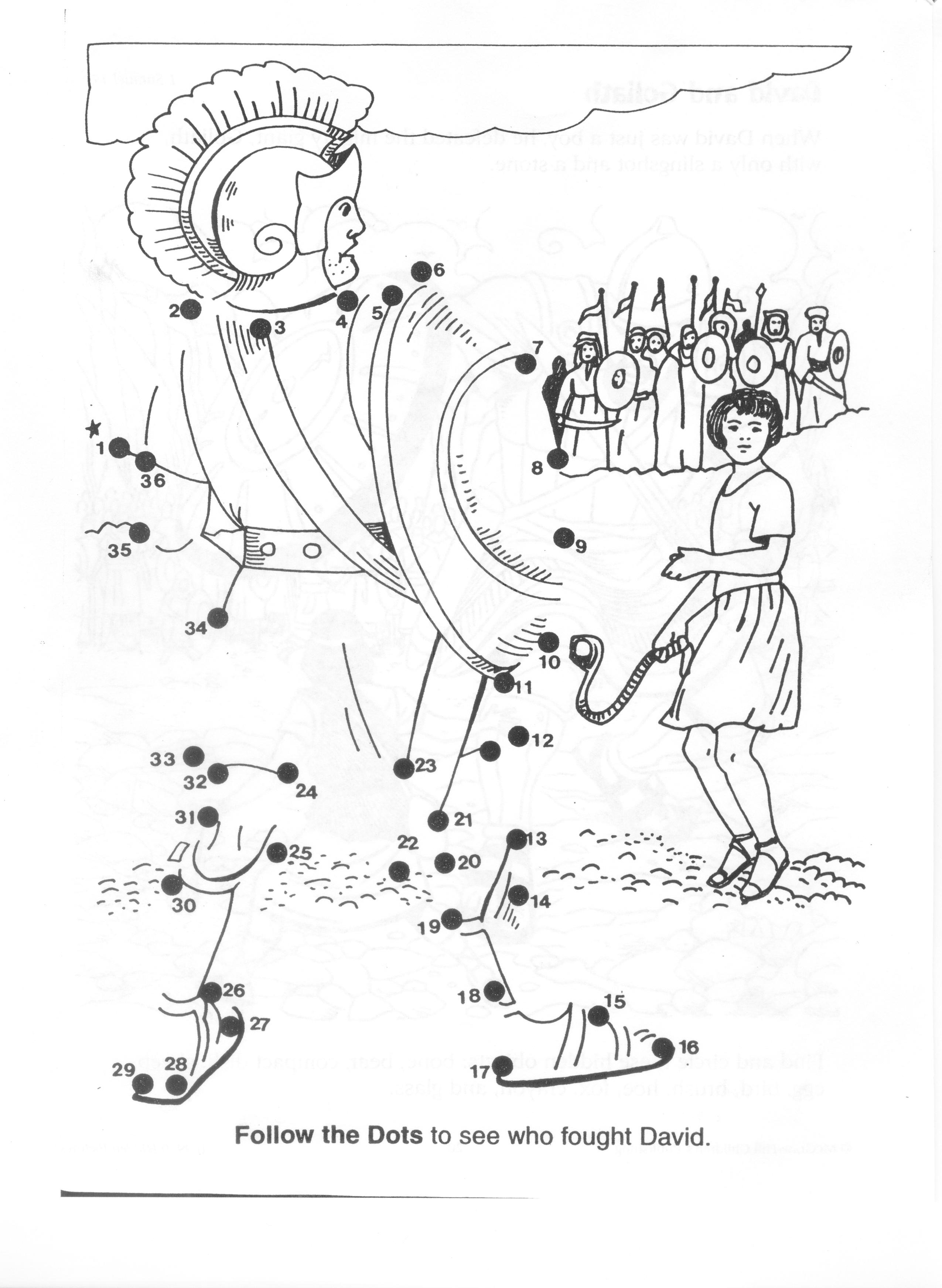 Search results for david and goliath worksheets for David and goliath coloring pages for preschoolers